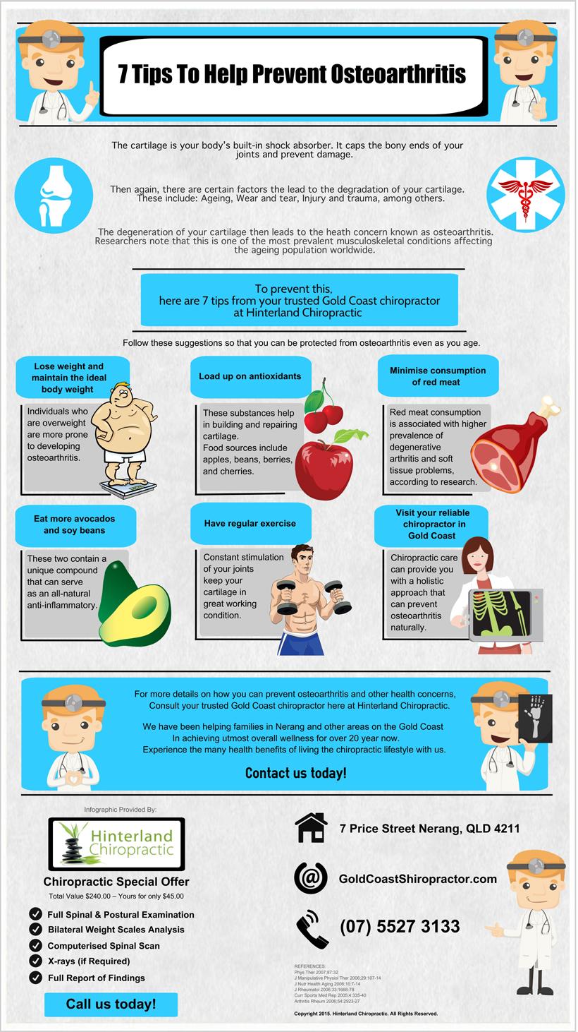 Foods To Help Osteoarthritis